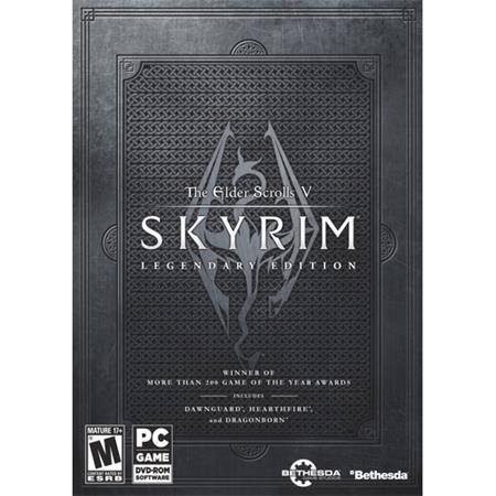 PC The Elder Scrolls V: Skyrim Legendary Edition
