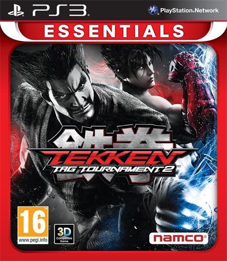 PS3 Tekken Tag Tournament 2 Essentials