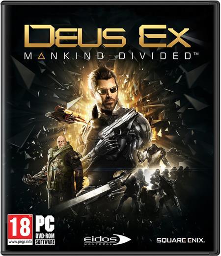 PC Deus Ex: Mankind Divided