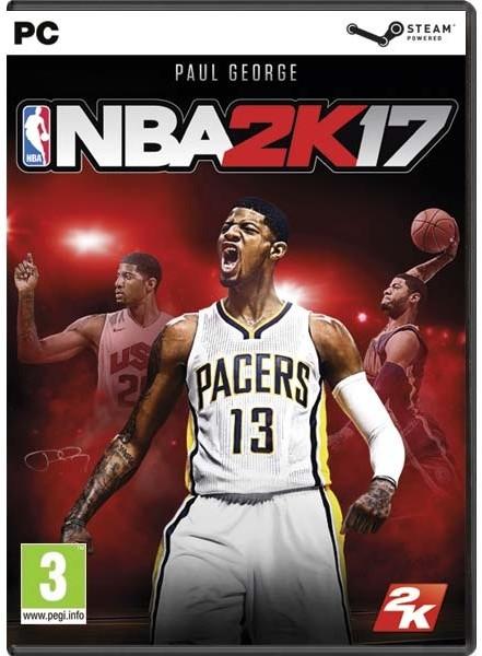 PC NBA 2K17; 5026555064989