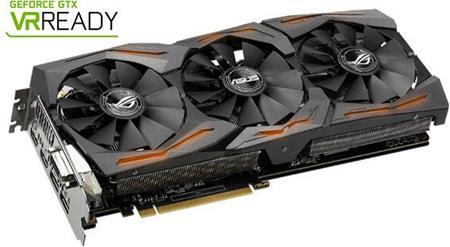 ASUS STRIX-GTX1060-O6G-GAMING, 6GB GDDR5; 90YV09Q0-M0NA00