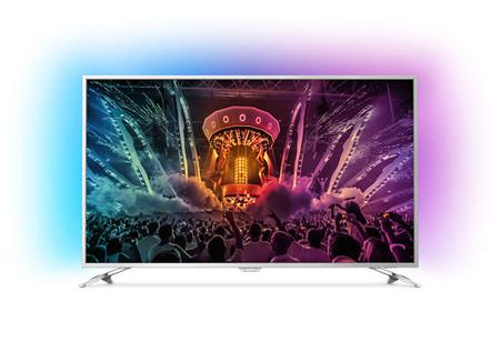 Philips 65PUS6521 - LED televize, 164cm, Ultra HD, DVB-T2/C/S2, Android TV, Ambilight 3; 65PUS6521/12