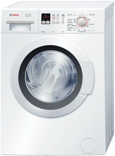 Bosch Serie | 4 WLG24160BY - Solo / automatická pračka, slim