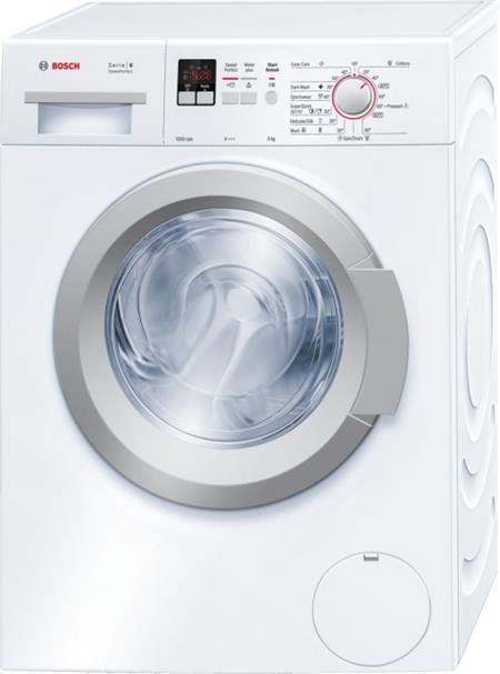 Bosch Serie | 6 WLK20161BY - Solo / automatická pračka, slim