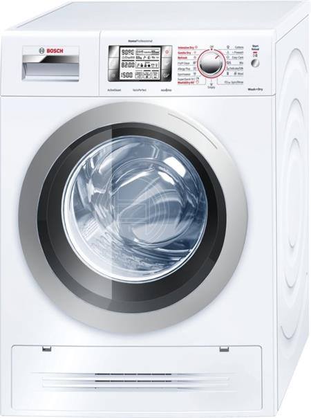 Bosch HomeProfessional WVH30542EU - Solo / kombinace pračka/sušička; WVH30542EU