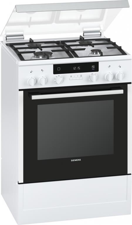 Siemens iQ300 HX745225 - Solo / sporák plynový