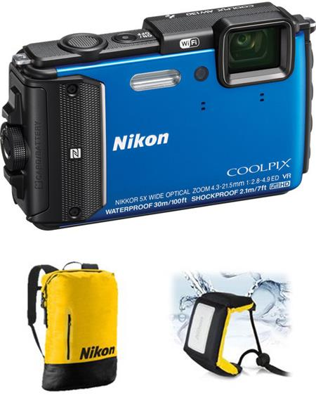 Nikon COOLPIX AW130; VNA841K002