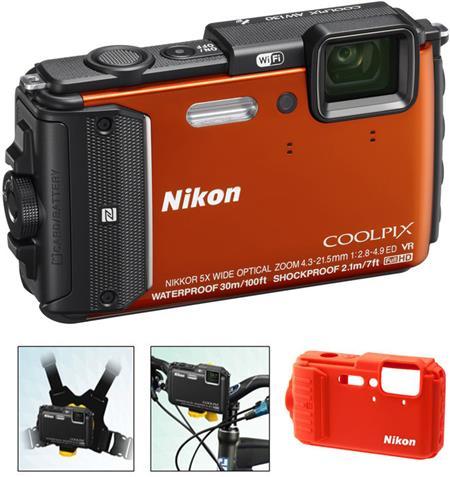 Nikon COOLPIX AW130; VNA842K001