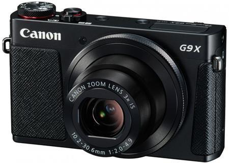 Canon PowerShot G9X ; 0511C002