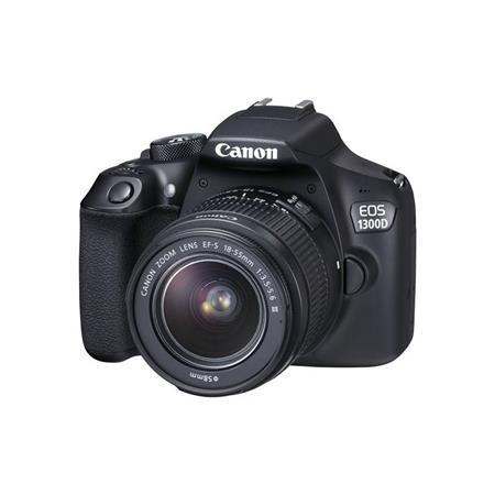 Canon EOS 1300D + 18-55 DC III; 1160C030