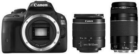 Canon EOS 1300D + 18-55 DC + 75-300 DC; 1160C049