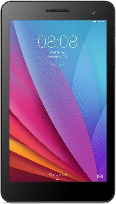 HUAWEI Tablet MediaPad T1-701w, stříbrno-černý