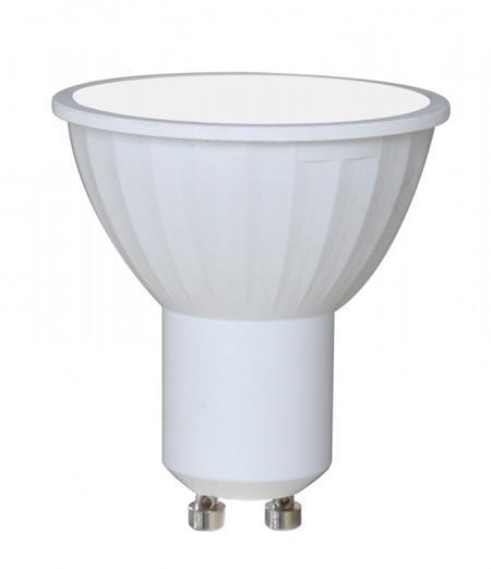 LED žárovka EL GU10 5W CRI80 studená bílá