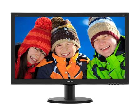 Philips LCD 240V5QDSB; 240V5QDSB/00