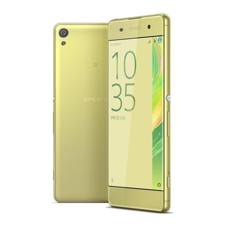 Sony Xperia XA F3111 Lime gold