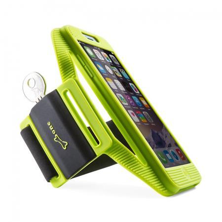 BONE sportovní pouzdro pro iPhone 6/6S Plus, zelené