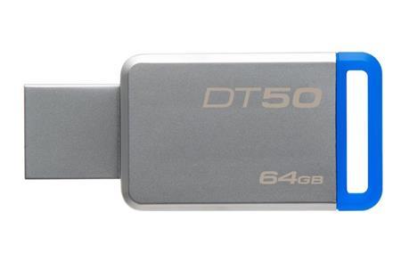 Kingston DataTraveler 50 64GB; DT50/64GB