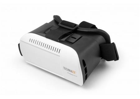 Technaxx 3D brýle VR Glasses pro použití s chytrým telefonem