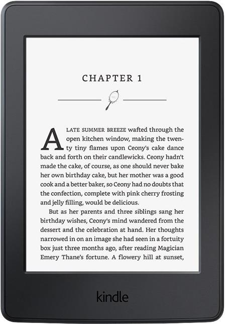 Amazon Kindle Paperwhite 3 2015; EBKAM1140