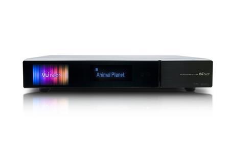 Vu+ DUO 2 - 1x DVB-S2 + 1x DVB-S2 TWIN tuner; DUO2+S2+S2TW
