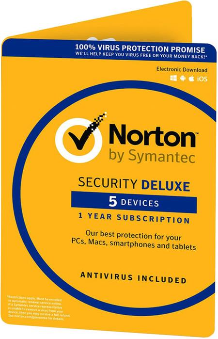 NORTON SECURITY DELUXE 3.0 (21358352)