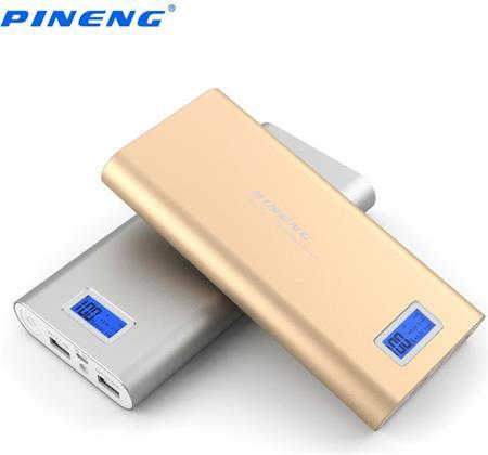 PINENG PN-989 power bank 20000 mAh; PN-989 GOLD