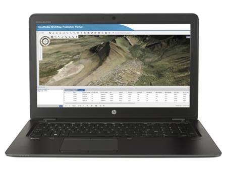 HP ZBook 15 T7V59EA; T7V59EA#BCM