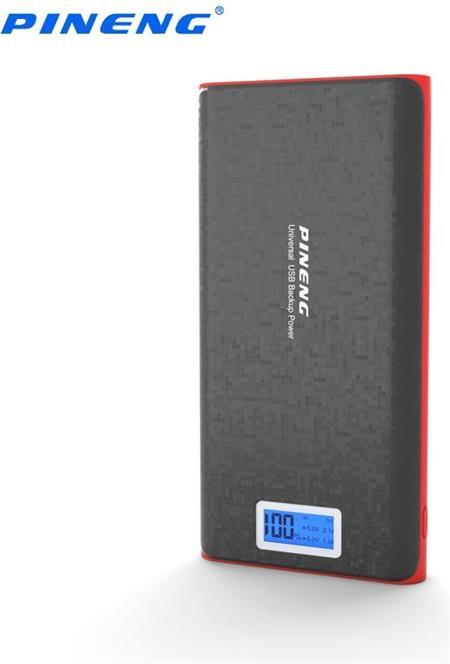 PINENG PN-920 power bank 20000 mAh černá; PN-920 BLACK
