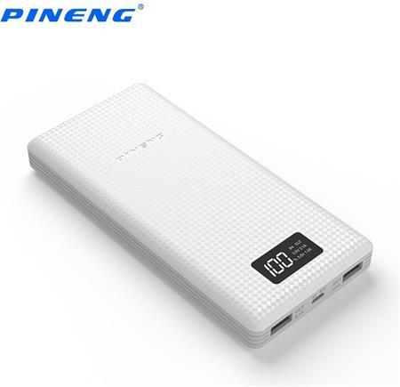PINENG PN-969 power bank 20000 mAh bílá