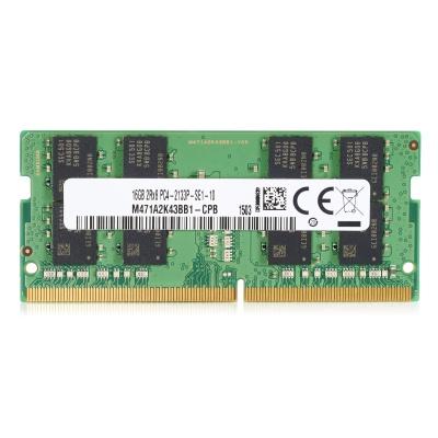 HP 4 GB DDR4-2133 SODIMM; T7B76AA