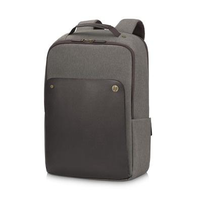 HP Exec 15.6 Brown Backpack; P6N22AA