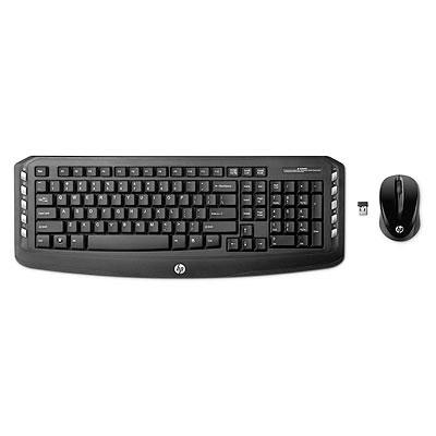 HP Wireless Classic Desktop - Slovak; LV290AA#AKR