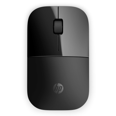 HP Z3700 Wireless Mouse - Black Onyx; V0L79AA#ABB