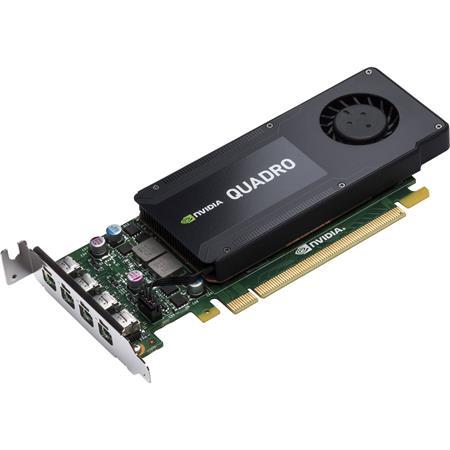 HP NVIDIA Quadro K1200 4GB ; T7T59AA