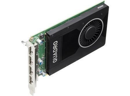HP NVIDIA Graphics PLUS Quadro M2000 4GB; T7T60AA