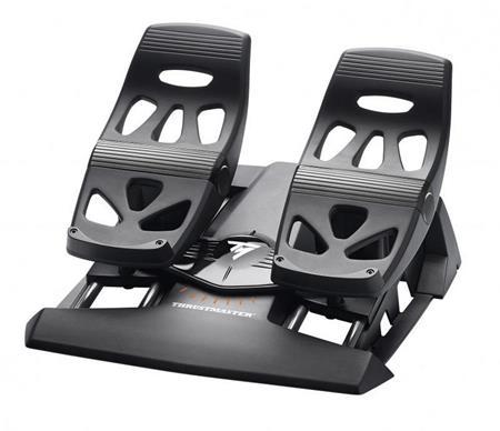 Thrustmaster pedálová sada T.Flight Rudder pro PS4 a PC; 2960764 - Thrustmaster TFRP Rudder Pedals