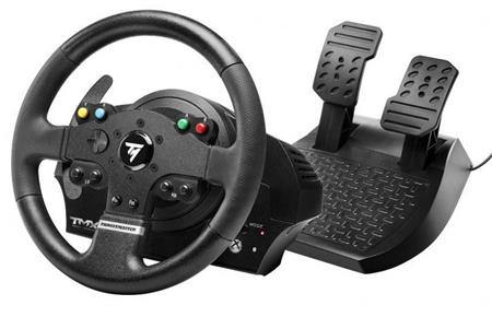 Thrustmaster Sada volantu a pedálů TMX FORCE FEEDBACK pro Xbox One a PC; 4460136