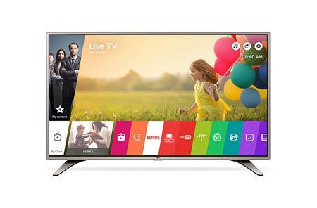 LG LED TV 43LH615V - LED televizor, 108cm, 450Hz, FullHD 1920x1080, DVB-S2/T2/C, 3x HDMI, A++; 43LH615V.AEE