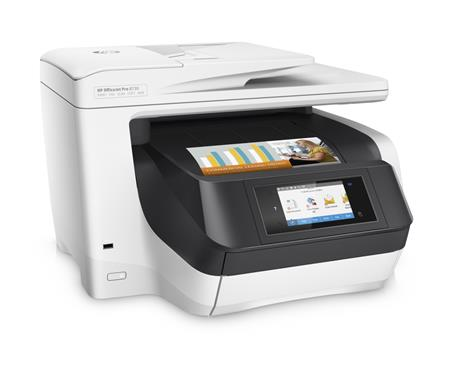 HP Officejet Pro 8730; D9L20A#A80