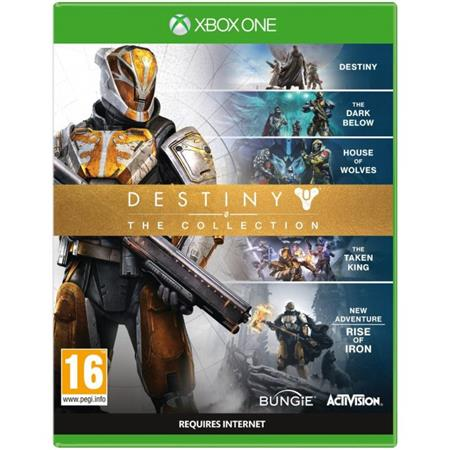 XONE Destiny The Collection - 20.9.2016