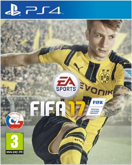 PS4 FIFA 17 - 29.09.2016