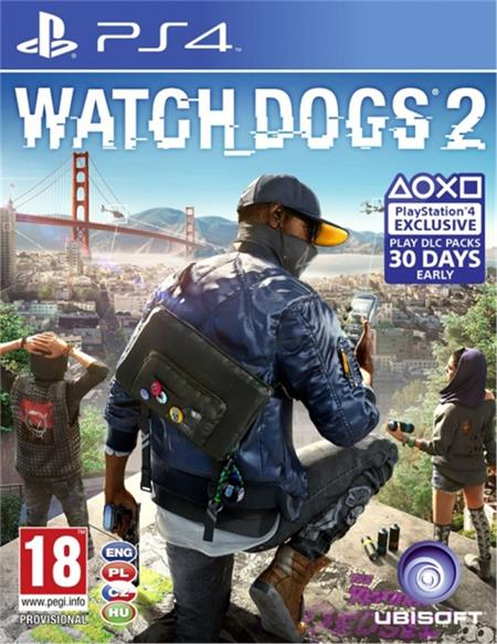 PS4 Watch_dogs 2 - 29.11.2016
