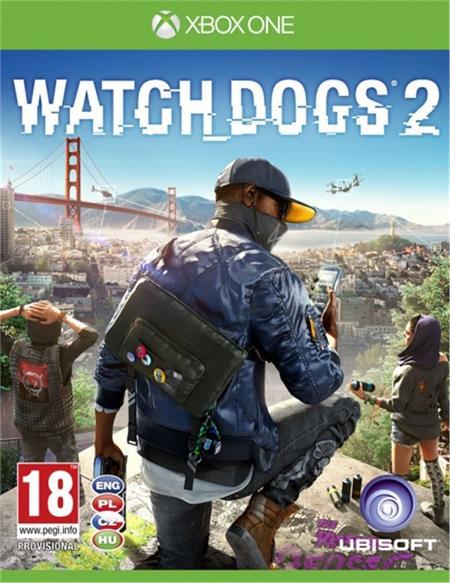 XONE Watch Dogs 2 - 29.11.2016