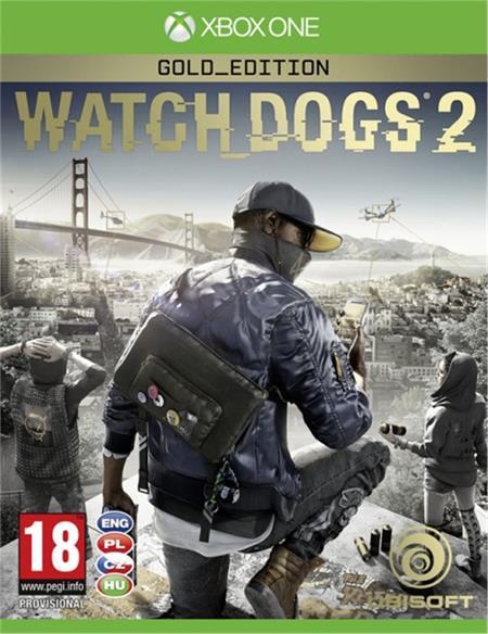 XONE Watch Dogs 2 Gold Edition - 29.11.2016