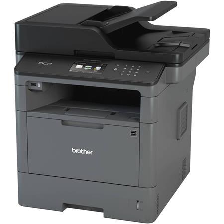 Brother DCP-L5500DN tiskárna, kopírka, skener, síť, duplexní tisk, ADF; DCPL5500DN