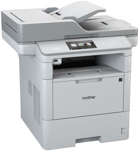 Brother DCP-L6600DW tiskárna, kopírka, skener, síť, WiFi, duplex, DADF