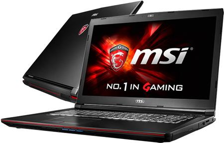 MSI GP72 6QF-451XCZ - Notebook