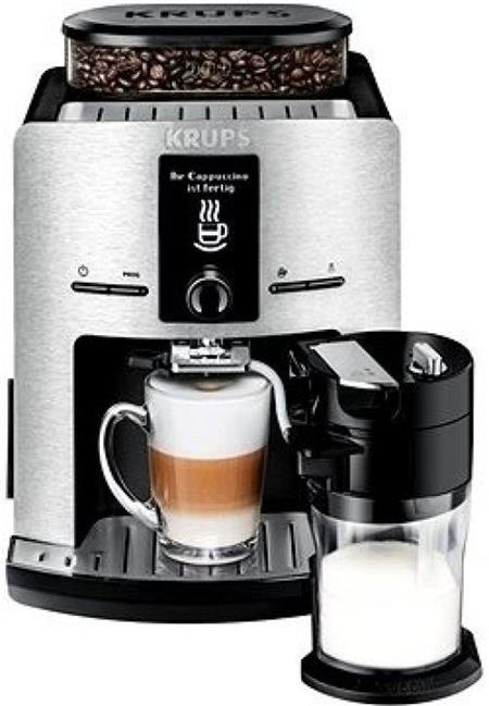 Krups EA829D10 Latt'Espress One touch plnoautomatické espresso; EA829D10