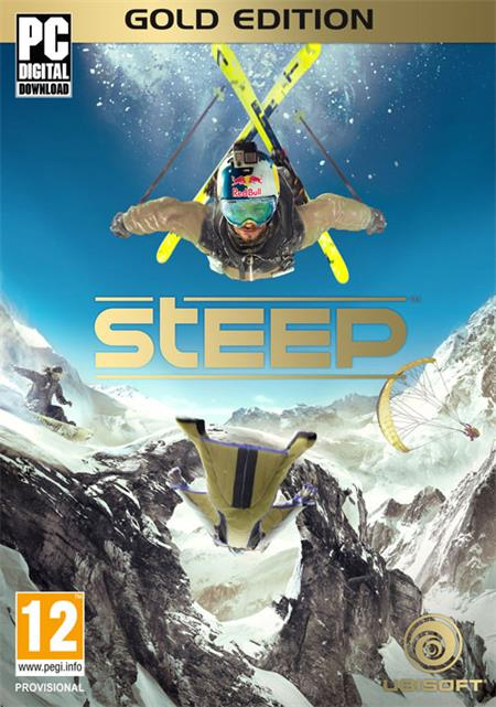 PC Steep Gold Edition - 2.12.2016