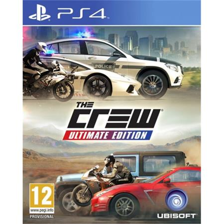 PS4 The Crew Ultimate Edition - 29.11.2016